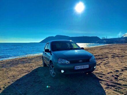 Серый ВАЗ 1119, объемом двигателя 1.6 л и пробегом 73 тыс. км за 3899 $, фото 1 на Automoto.ua