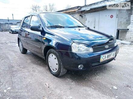 Синий ВАЗ 1119, объемом двигателя 0 л и пробегом 88 тыс. км за 3750 $, фото 1 на Automoto.ua