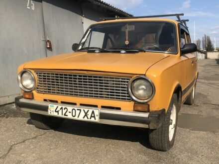 Апельсин ВАЗ 2101, об'ємом двигуна 1.3 л та пробігом 300 тис. км за 1000 $, фото 1 на Automoto.ua