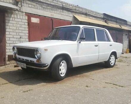 Белый ВАЗ 2101, объемом двигателя 1.5 л и пробегом 50 тыс. км за 1550 $, фото 1 на Automoto.ua
