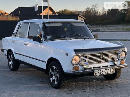 Белый ВАЗ 2101, объемом двигателя 1.2 л и пробегом 123 тыс. км за 880 $, фото 1 на Automoto.ua