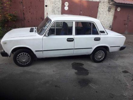 Белый ВАЗ 2101, объемом двигателя 1.3 л и пробегом 100 тыс. км за 500 $, фото 1 на Automoto.ua