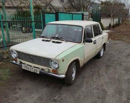Белый ВАЗ 2101, объемом двигателя 1.5 л и пробегом 45 тыс. км за 600 $, фото 1 на Automoto.ua