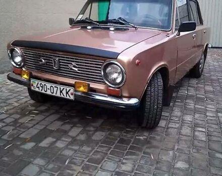 Бежевий ВАЗ 2101, об'ємом двигуна 0 л та пробігом 120 тис. км за 700 $, фото 1 на Automoto.ua
