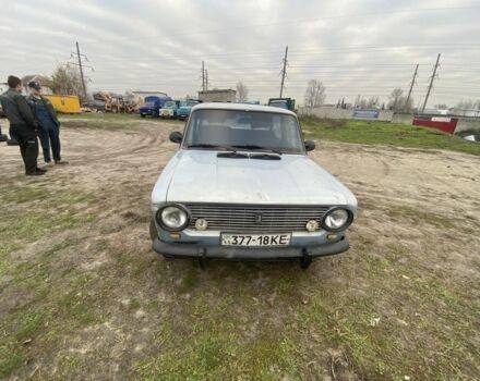 Голубой ВАЗ 2101, объемом двигателя 1.7 л и пробегом 1 тыс. км за 532 $, фото 1 на Automoto.ua