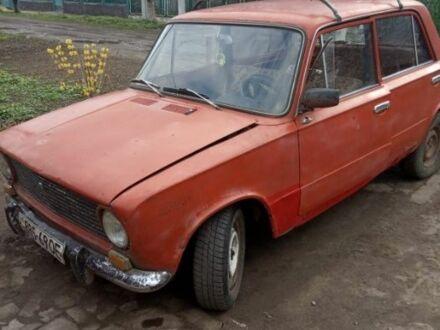 Червоний ВАЗ 2101, об'ємом двигуна 1.3 л та пробігом 82 тис. км за 650 $, фото 1 на Automoto.ua