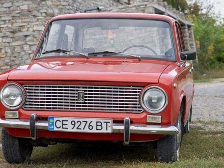 Красный ВАЗ 2101, объемом двигателя 12 л и пробегом 95 тыс. км за 1799 $, фото 1 на Automoto.ua