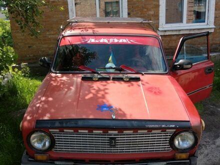 Червоний ВАЗ 2101, об'ємом двигуна 1.1 л та пробігом 56 тис. км за 933 $, фото 1 на Automoto.ua