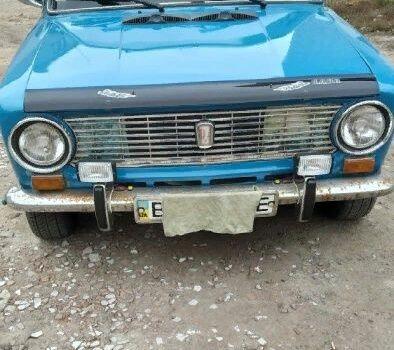 Синій ВАЗ 2101, об'ємом двигуна 1.5 л та пробігом 1 тис. км за 950 $, фото 1 на Automoto.ua