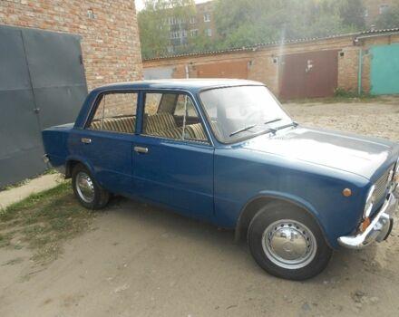 Синий ВАЗ 2101, объемом двигателя 1.2 л и пробегом 72 тыс. км за 1550 $, фото 1 на Automoto.ua