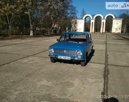 Синій ВАЗ 2101, об'ємом двигуна 1.2 л та пробігом 100 тис. км за 1750 $, фото 1 на Automoto.ua