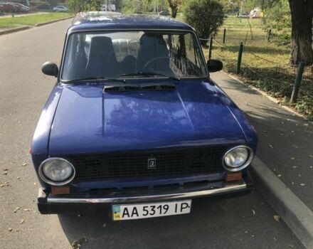 Синий ВАЗ 2101, объемом двигателя 1.2 л и пробегом 1 тыс. км за 1000 $, фото 1 на Automoto.ua