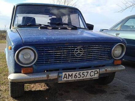 Синій ВАЗ 2101, об'ємом двигуна 1.2 л та пробігом 27 тис. км за 573 $, фото 1 на Automoto.ua