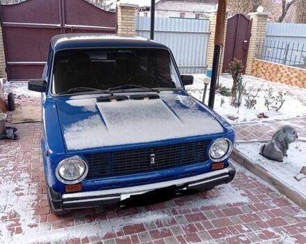 Синій ВАЗ 2101, об'ємом двигуна 1.2 л та пробігом 2 тис. км за 850 $, фото 1 на Automoto.ua