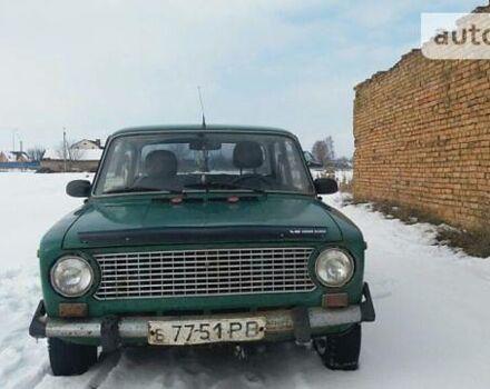 Зелений ВАЗ 2101, об'ємом двигуна 1.2 л та пробігом 100 тис. км за 500 $, фото 1 на Automoto.ua