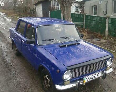 Синій ВАЗ 2101, об'ємом двигуна 1.2 л та пробігом 15 тис. км за 550 $, фото 1 на Automoto.ua