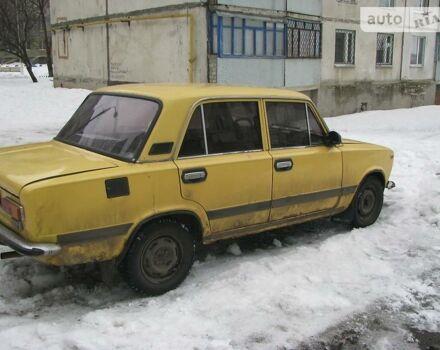 Жовтий ВАЗ 2101, об'ємом двигуна 1.3 л та пробігом 282 тис. км за 600 $, фото 1 на Automoto.ua