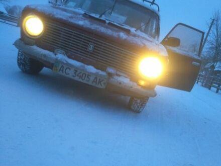 Вишневий ВАЗ 2101, об'ємом двигуна 12 л та пробігом 76 тис. км за 520 $, фото 1 на Automoto.ua