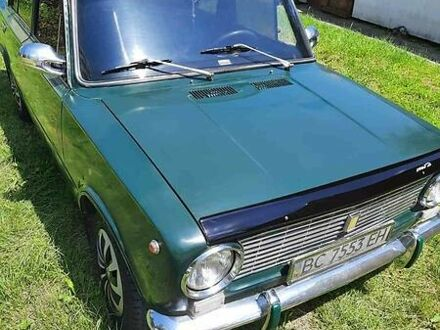 Зеленый ВАЗ 2101, объемом двигателя 1.2 л и пробегом 82 тыс. км за 1650 $, фото 1 на Automoto.ua