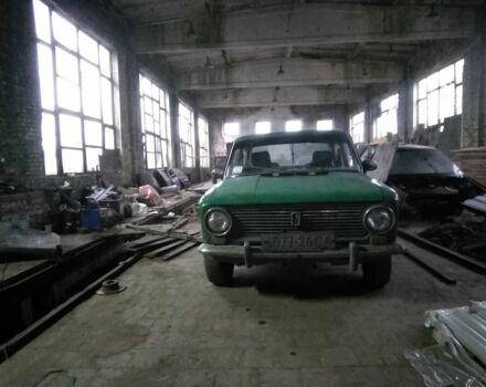 Зелений ВАЗ 2101, об'ємом двигуна 1.3 л та пробігом 148 тис. км за 491 $, фото 1 на Automoto.ua