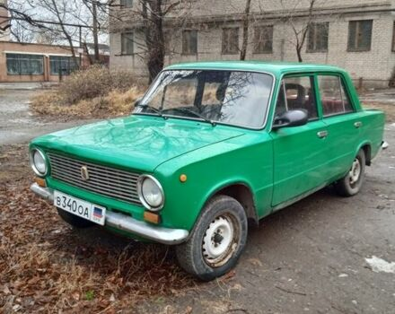 Зелений ВАЗ 2101, об'ємом двигуна 1.2 л та пробігом 1 тис. км за 708 $, фото 1 на Automoto.ua