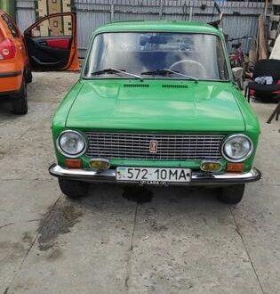 Зеленый ВАЗ 2101, объемом двигателя 1.3 л и пробегом 160 тыс. км за 1150 $, фото 1 на Automoto.ua