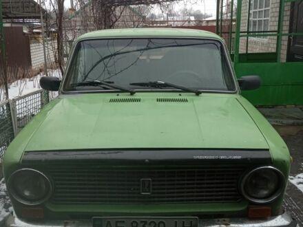 Зеленый ВАЗ 2101, объемом двигателя 1.3 л и пробегом 65 тыс. км за 863 $, фото 1 на Automoto.ua