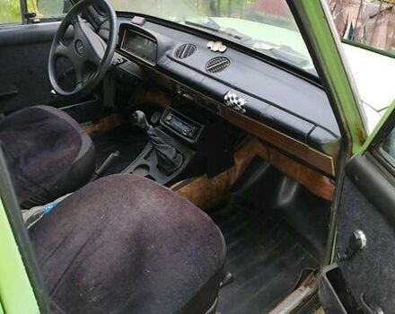 Зеленый ВАЗ 2101, объемом двигателя 1.2 л и пробегом 144 тыс. км за 600 $, фото 1 на Automoto.ua