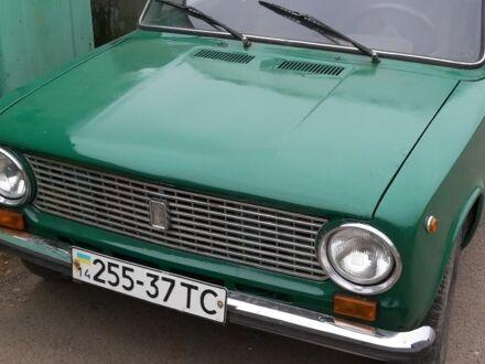 Зеленый ВАЗ 2101, объемом двигателя 1.3 л и пробегом 40 тыс. км за 1063 $, фото 1 на Automoto.ua