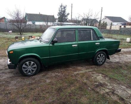 Зелений ВАЗ 2101, об'ємом двигуна 1.2 л та пробігом 70 тис. км за 1200 $, фото 1 на Automoto.ua