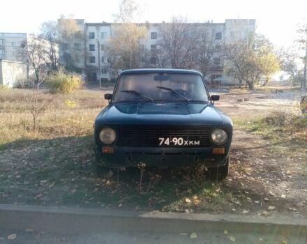 Зелений ВАЗ 2101, об'ємом двигуна 1 л та пробігом 1 тис. км за 491 $, фото 1 на Automoto.ua