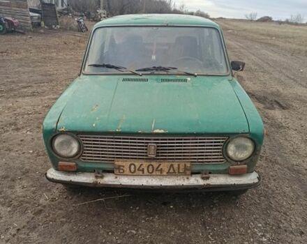 Зелений ВАЗ 2101, об'ємом двигуна 1.2 л та пробігом 1 тис. км за 421 $, фото 1 на Automoto.ua