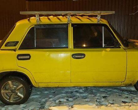 Оранжевый ВАЗ 2101, объемом двигателя 0 л и пробегом 135 тыс. км за 400 $, фото 1 на Automoto.ua