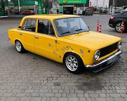 Оранжевый ВАЗ 2101, объемом двигателя 1.2 л и пробегом 121 тыс. км за 1600 $, фото 1 на Automoto.ua