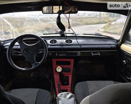 Оранжевый ВАЗ 2101, объемом двигателя 1.2 л и пробегом 240 тыс. км за 750 $, фото 1 на Automoto.ua
