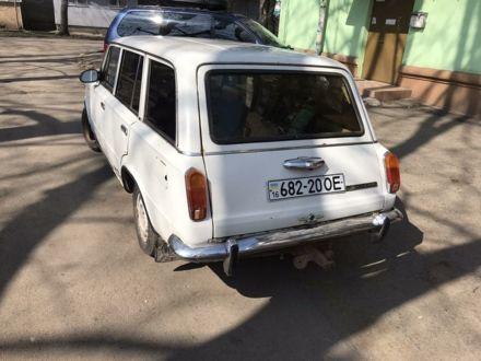 Белый ВАЗ 2102, объемом двигателя 1.5 л и пробегом 1 тыс. км за 690 $, фото 1 на Automoto.ua