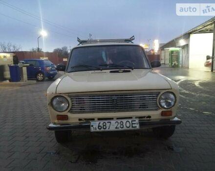 Бежевый ВАЗ 2102, объемом двигателя 1.2 л и пробегом 100 тыс. км за 600 $, фото 1 на Automoto.ua
