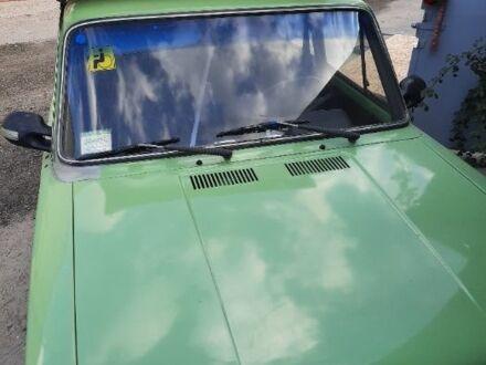 Бирюзовый ВАЗ 2102, объемом двигателя 12 л и пробегом 20 тыс. км за 2000 $, фото 1 на Automoto.ua