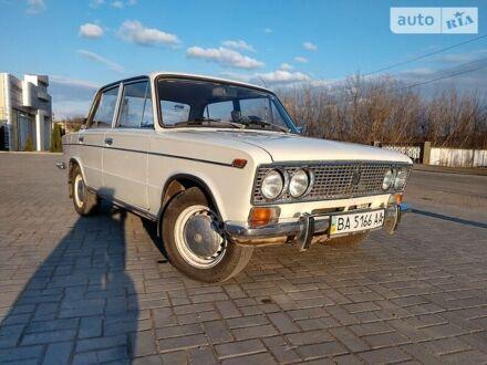 Белый ВАЗ 2103, объемом двигателя 1.5 л и пробегом 127 тыс. км за 1800 $, фото 1 на Automoto.ua
