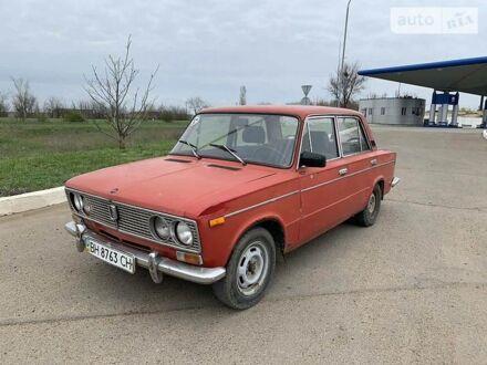 Красный ВАЗ 2103, объемом двигателя 1.5 л и пробегом 150 тыс. км за 650 $, фото 1 на Automoto.ua