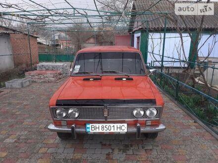 Красный ВАЗ 2103, объемом двигателя 1.3 л и пробегом 100 тыс. км за 1350 $, фото 1 на Automoto.ua
