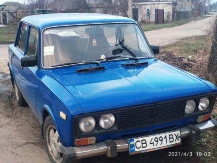 Синий ВАЗ 2103, объемом двигателя 1 л и пробегом 1 тыс. км за 1400 $, фото 1 на Automoto.ua