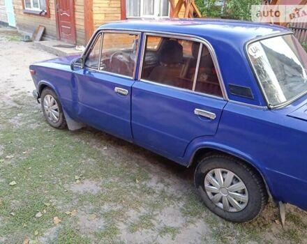 Синий ВАЗ 2103, объемом двигателя 1.3 л и пробегом 30 тыс. км за 750 $, фото 1 на Automoto.ua