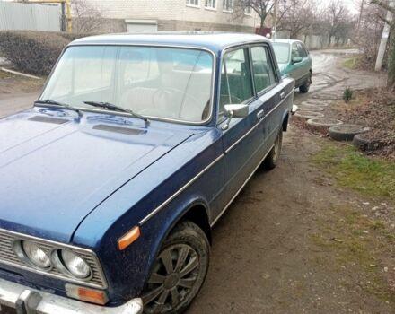 Синий ВАЗ 2103, объемом двигателя 1.3 л и пробегом 42 тыс. км за 1206 $, фото 1 на Automoto.ua