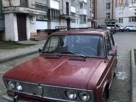 Вишнёвый ВАЗ 2103, объемом двигателя 1.5 л и пробегом 66 тыс. км за 563 $, фото 1 на Automoto.ua