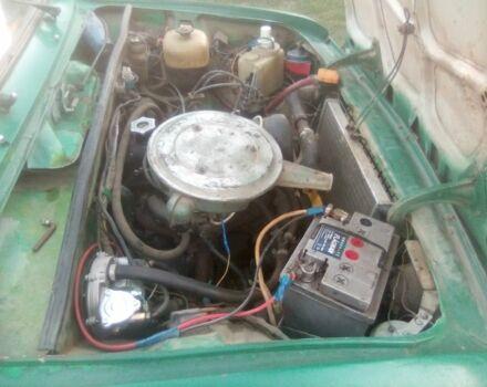 Зеленый ВАЗ 2103, объемом двигателя 1.5 л и пробегом 93 тыс. км за 1000 $, фото 1 на Automoto.ua