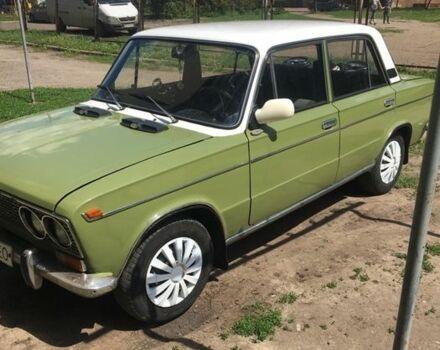 Зеленый ВАЗ 2103, объемом двигателя 1.7 л и пробегом 65 тыс. км за 1650 $, фото 1 на Automoto.ua