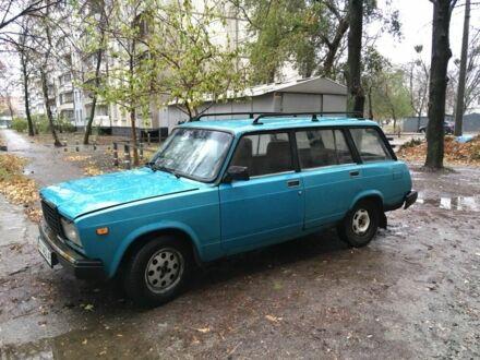 Бірюзовий ВАЗ 2104, об'ємом двигуна 1.5 л та пробігом 31 тис. км за 850 $, фото 1 на Automoto.ua