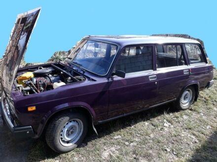 Фіолетовий ВАЗ 2104, об'ємом двигуна 1.5 л та пробігом 68 тис. км за 3800 $, фото 1 на Automoto.ua