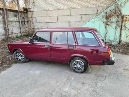 Червоний ВАЗ 2104, об'ємом двигуна 1.3 л та пробігом 1 тис. км за 1500 $, фото 1 на Automoto.ua